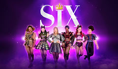 Book Six The Musical London Tickets