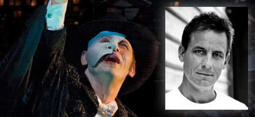 Q&A: Talking with Marcus Lovett of Phantom of the Opera