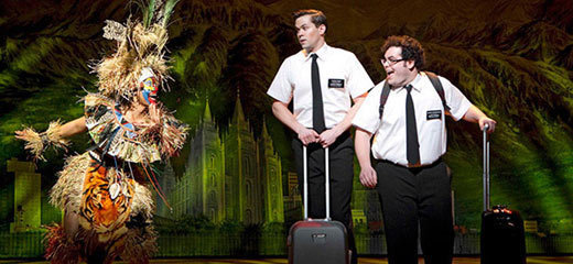 The Book of Mormon Announces West End Cast