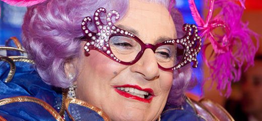 Dame Edna's Farewell Tour hits the West End next fall