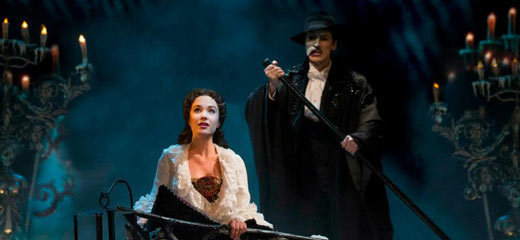 Broadway's Phantom of the Opera celebrates its 25th Year