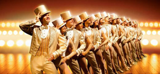 A Chorus Line to open at the London Palladium