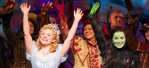 Wicked continues enchanting theatregoers, extends to April 2014