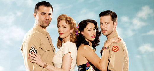 Cast announced for Tim Rice's From Here To Eternity