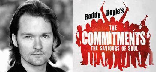 Killian Donnelly leads the cast of The Commitments