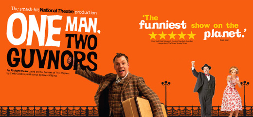 One Man, Two Guvnors to close 1 March 2014