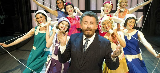 Robert Powell Joins Cast Of Singin' In The Rain