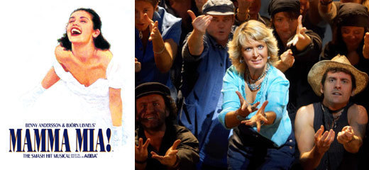 Helen Hobson to return as Donna Sheridan in Mamma Mia! from 24 September 2012