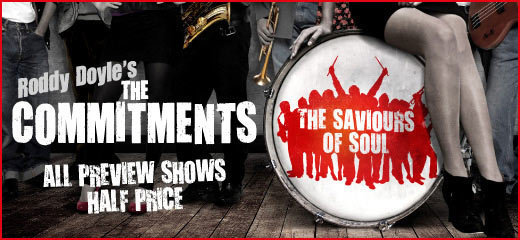 The Commitments musical to premiere in London autumn 2013