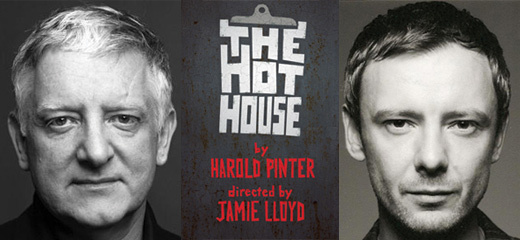 John Simm & Simon Russell Beale team up for The Hothouse