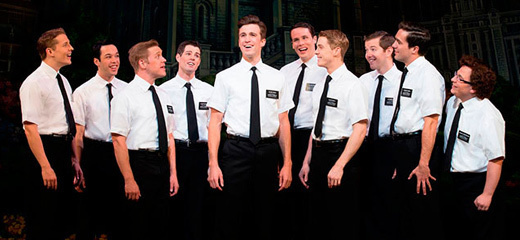 The Book of Mormon extends booking period until 2014