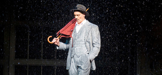 Curtains close on Singin' in the Rain in June 2013
