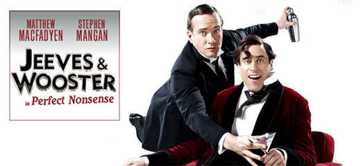 Jeeves and Wooster are coming to the West End stage