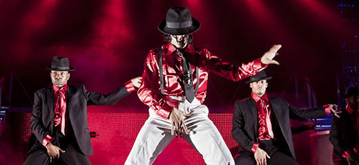 Jackson fans thrilled as Thriller Live extends to September 2014