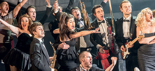 The Commitments opens, brings rip-roaring soul to the West End
