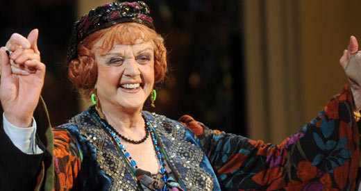 Angela Lansbury returns to the West End in Blithe Spirit