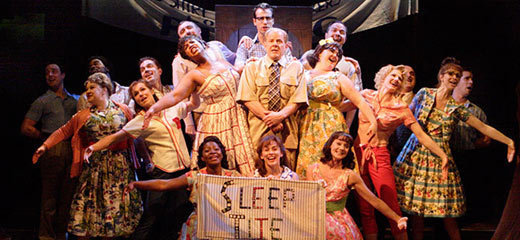Chichester's The Pajama Game makes West End transfer