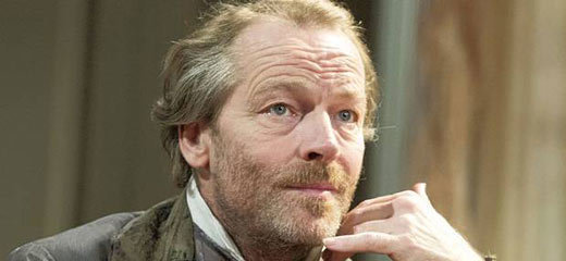 Game of Thrones star Iain Glen drops out of Fortune's Fool