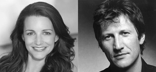 Kristin Davis & Mark Bazeley join Fatal Attraction cast