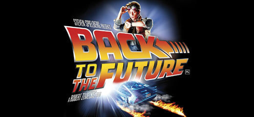 Back to the Future musical coming to London in 2015
