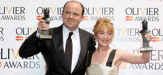 The Book Of Mormon & Chimerica win big at 2014 Olivier Awards