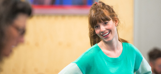 PHOTOS: Behind the scenes at All My Sons rehearsals