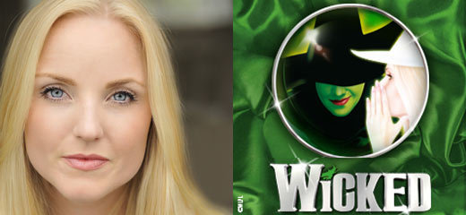Kerry Ellis returns to Wicked for 12-weeks only from 4 August