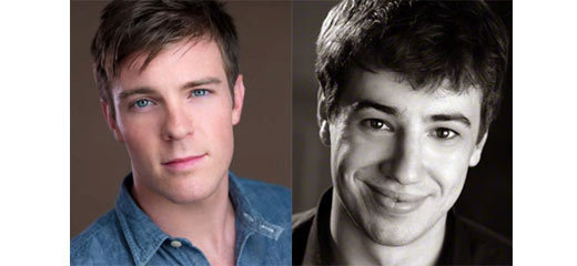 Billy Harrigan Tighe & A.J. Holmes to star in The Book of Mormon