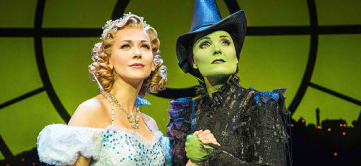PHOTOS: First Look at Kerry Ellis in Wicked