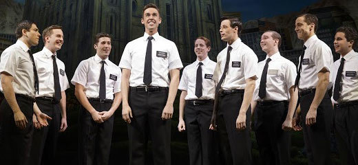 The Book Of Mormon confirms new London 2015 cast