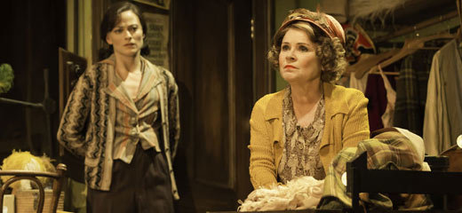 Five star reviews for Imelda Staunton in Gypsy