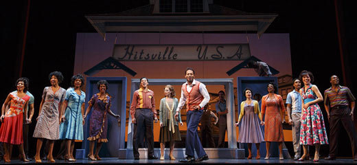 Motown The Musical comes to the Shaftesbury Theatre in 2016