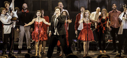 The Commitments to close 1 November 2015 at the Palace Theatre