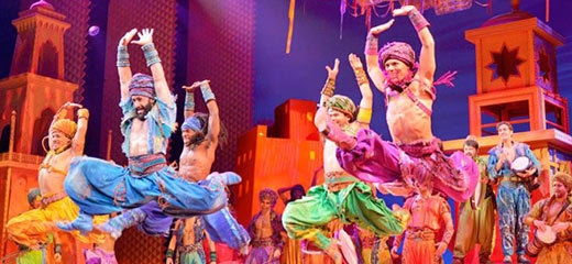 Aladdin rumoured to land in the West End in 2016