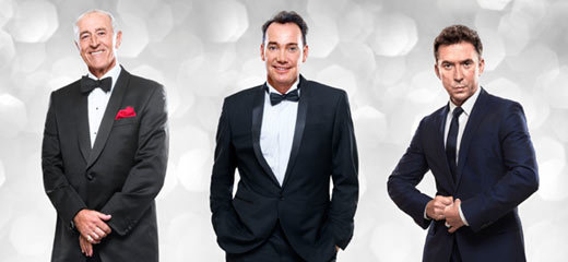 Judges return for 2016 Strictly Come Dancing Live UK Tour