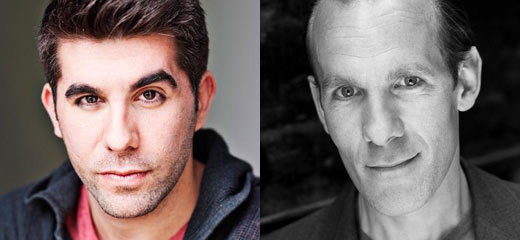 Simon Lipkin & Simon Paisley Day star in Dr. Seuss's The Lorax