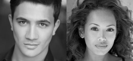 Dean John-Wilson & Jade Ewen lead Aladdin London cast
