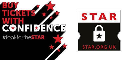 Buy tickets with confidence: look for the STAR logo