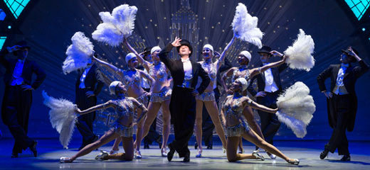 An American In Paris transfers to London's Dominion Theatre