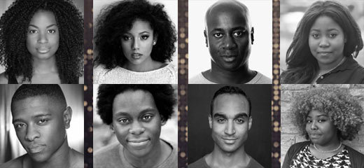 Dreamgirls casting announced to join Amber Riley at Savoy Theatre