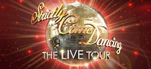 Strictly Come Dancing announces 10th Anniversary Live Tour 2017