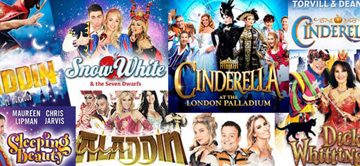 Holiday Season 2016 - Top Christmas Pantomimes
