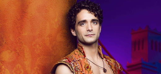 Q&A with Disney's Aladdin the Musical's Matt Croke