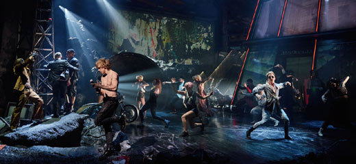 Bat Out Of Hell musical extends another 2 weeks