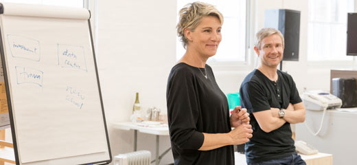 PHOTOS: Behind the scenes at Labour Of Love rehearsals
