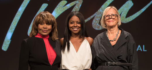 Adrienne Warren to star in TINA - The Tina Turner Musical