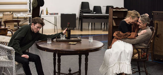 PHOTOS: Behind the scenes at Long Day's Journey Into Night rehearsals