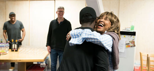 PHOTOS: Behind the scenes at TINA - The Tina Turner Musical rehearsals