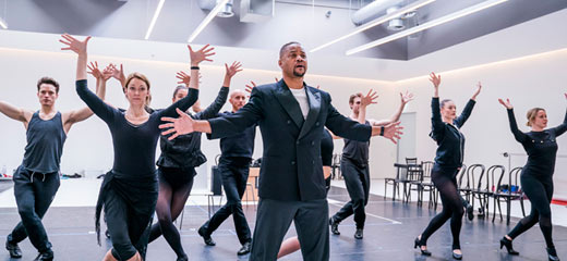 PHOTOS: Behind the scenes at Chicago rehearsals
