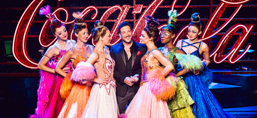 Matt Cardle joins the cast of Strictly Ballroom The Musical